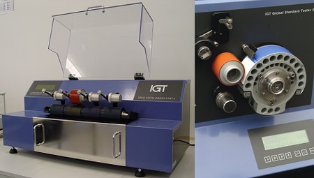 Printability Tester IGT Speed Inking Unit 4 with Inking Unit IGT GST2 - image