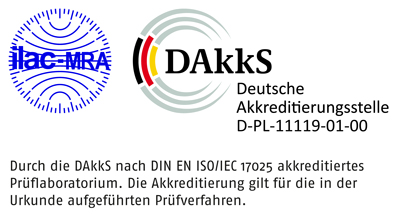 Deutsche Akkreditierungsstelle - Logo